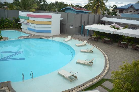 Pool Area Picture Of N Hotel Cagayan De Oro Tripadvisor