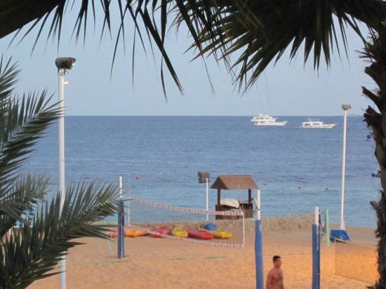Queen Sharm Resort: Vista dalla camera