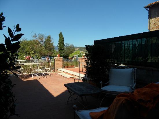Hotel Scilla: il balcone