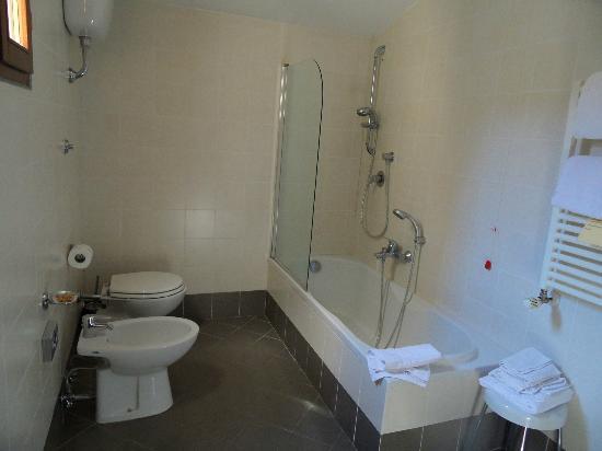 Hotel Scilla: il nostro bagno