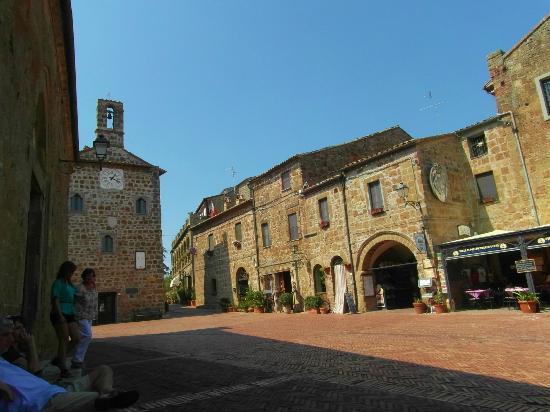Hotel Scilla: sovana