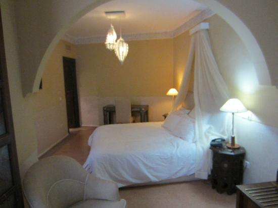 Riad Charai: Room Sete