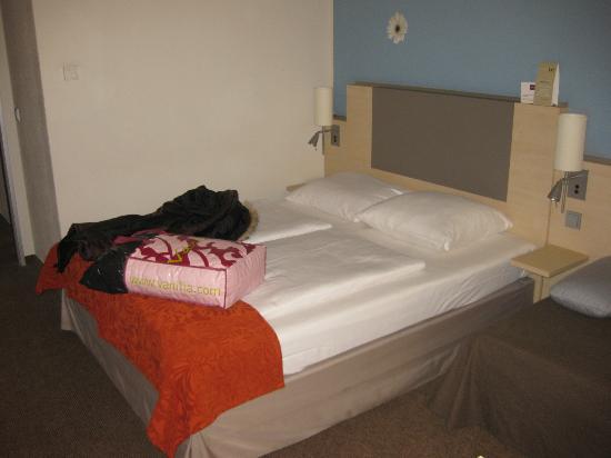 Mercure Hotel Bonn Hardtberg: 2 pers.bed
