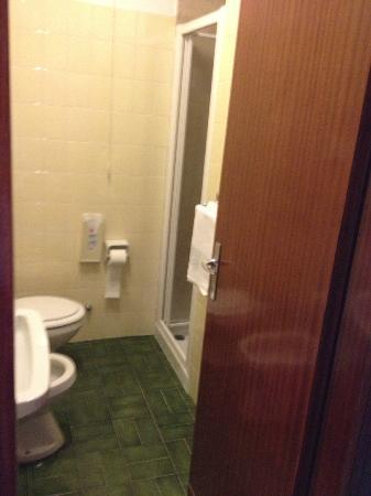 Hotel Abano Terme Cristoforo: camera