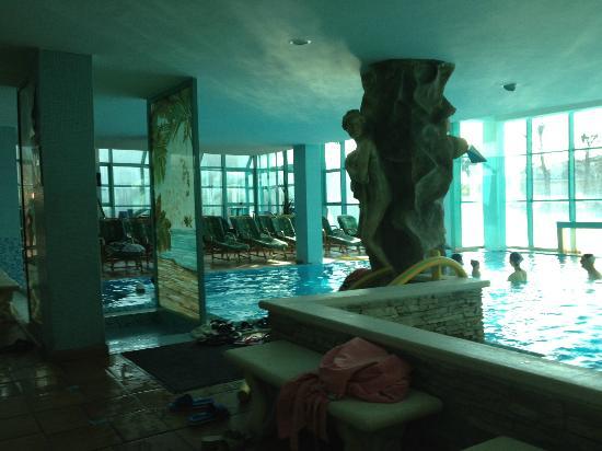 Hotel Abano Terme Cristoforo: piscina