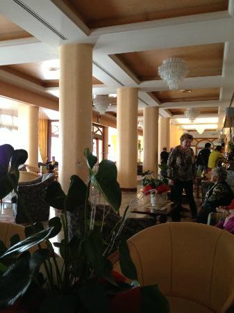 Hotel Abano Terme Cristoforo: hall