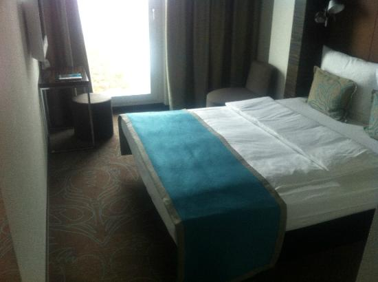 Motel One Munchen-Deutsches Museum: Room 637