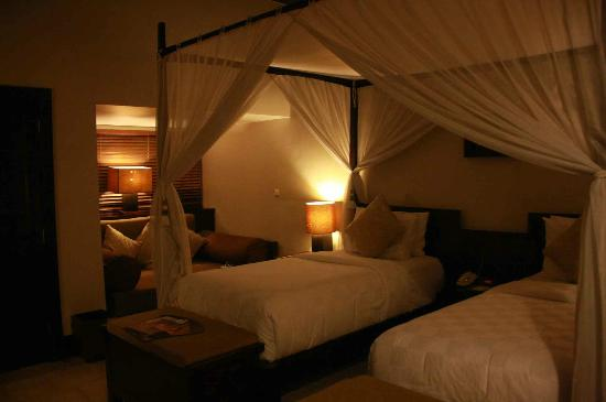 Ramayana Resort & Spa: Our room