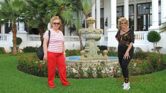 Hotel Riu Palace Las Americas: frente fuente