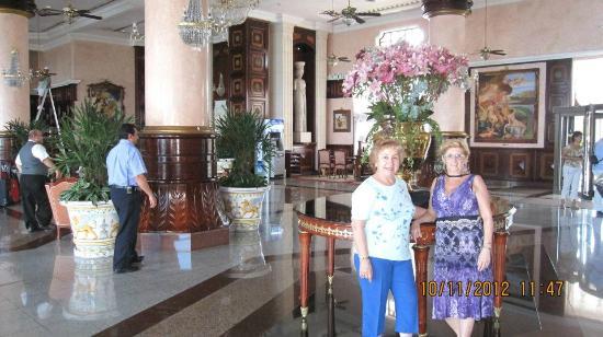 Hotel Riu Palace Las Americas: muy lindo