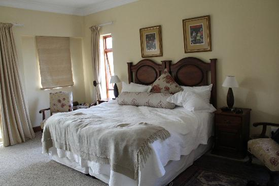 Harbour Vue Guest House: Master bedroom