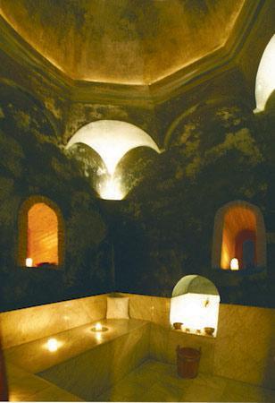 Spa Laaroussa : Original private hammam