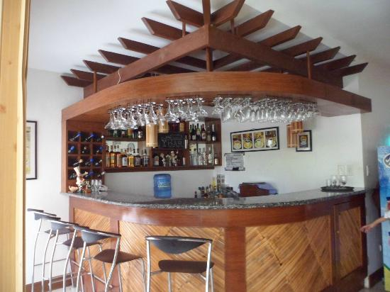 Coron Hilltop View Resort: Bar
