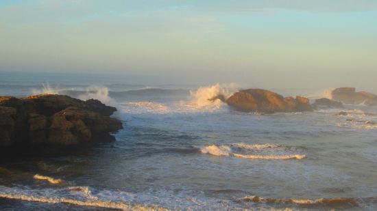 Dar Al Bahar: atlantic waves
