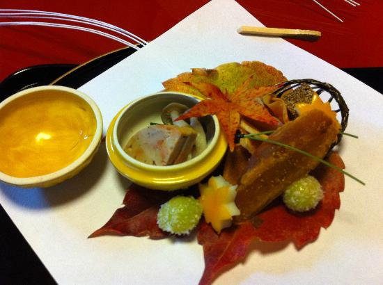 Kikunoi: 料理2
