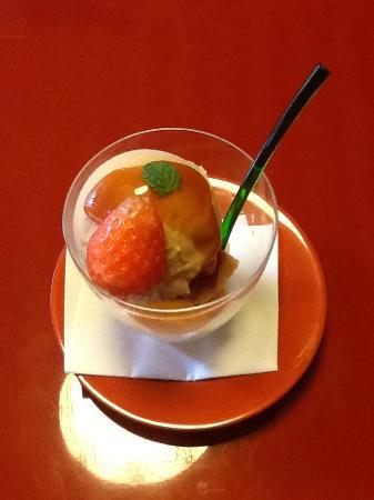 Kikunoi: デザート