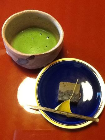 Kikunoi: お菓子