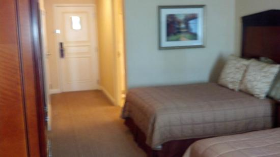 Omni Atlanta Hotel at CNN Center: Room
