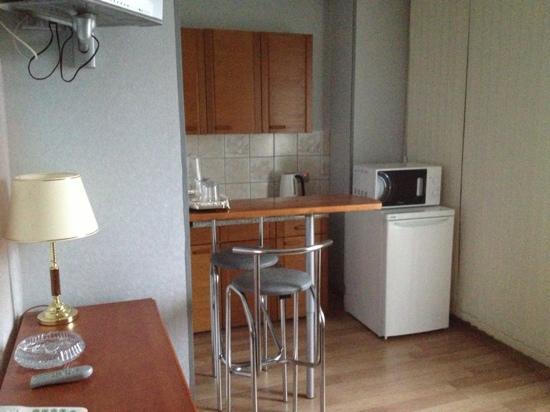 Pallada : кухня в люксе