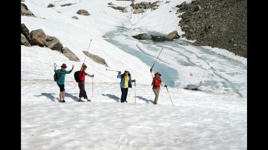 Chamonix Sport Aventure : 즐거운 트레킹!