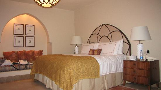 Four Seasons Resort Sharm El Sheikh: standard room - really oversized
