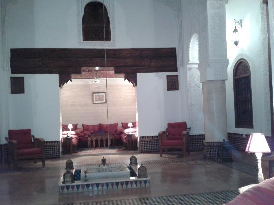 Dar Alhambra : Sitting area