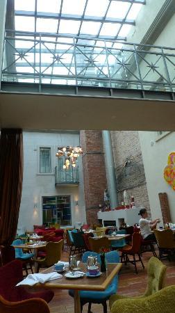 Hotel DeBrett: Restaurant