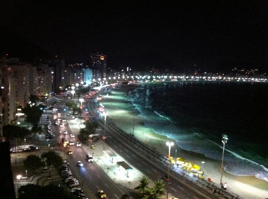 Orla Copacabana Hotel: Copacabana.