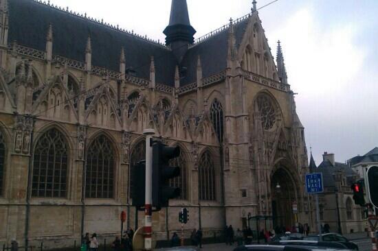 Notre Dame du Sablon : St. Job's Russian Church