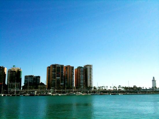 Hotel MS Maestranza: paseo marítimo Pablo Ruiz Picasso