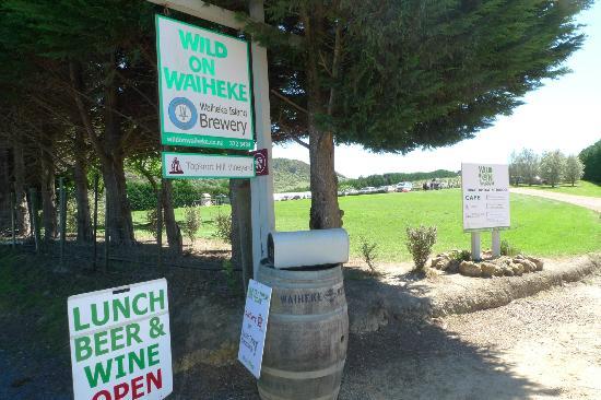 Νήσος Γουαϊχέκε, Νέα Ζηλανδία: Wild on Waiheke