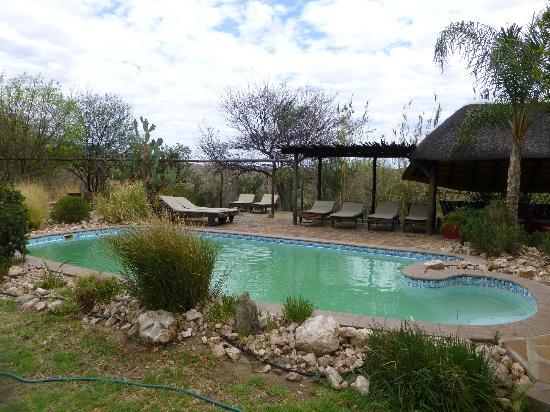 Immanuel Wilderness Lodge: Pool