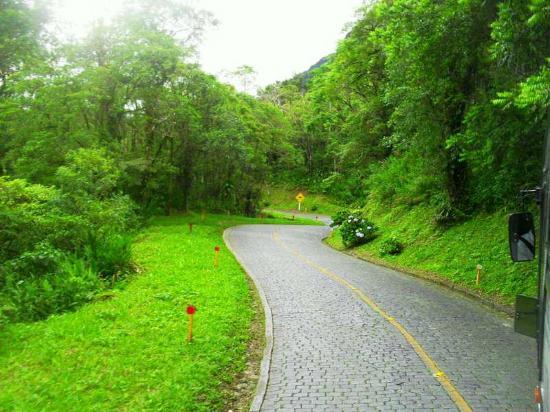 Estrada Da Graciosa