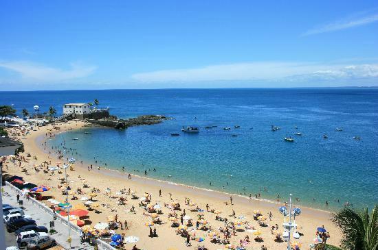 Praia do Porto da Barra : PORTO DA BARRA BEACH