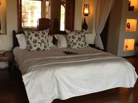 Sanctuary Chobe Chilwero: our room