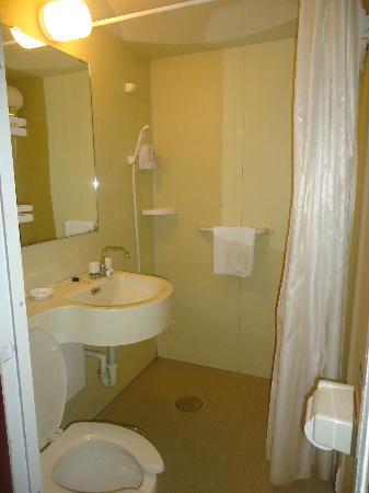 Manhattan Jinling Hotel: Bathroom