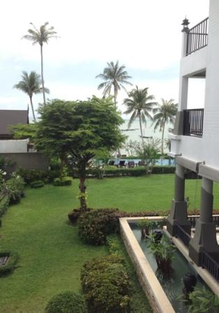 Samaya Bura: view from room