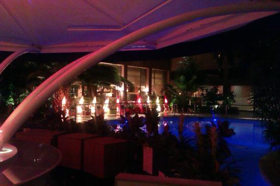 Sheraton Skyline Hotel London Heathrow: Nice time at the pool area