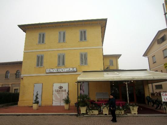 Nuovo Albergo Il Portonaccio: The hotel
