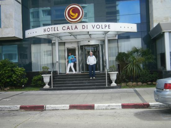 Cala di Volpe Boutique Hotel: Entrada do Hotel