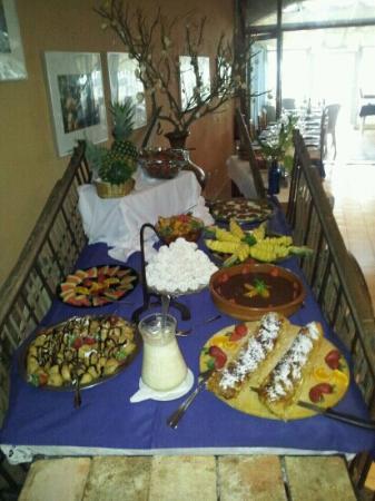 Benimar: Dessertbuffet