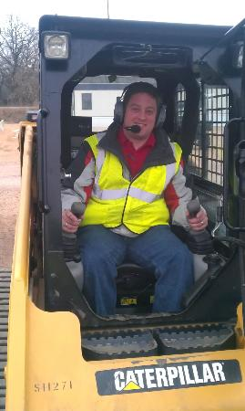Extreme Sandbox - Minnesota: Skid Steer