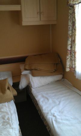 Linnhe Lochside Holidays: twin room