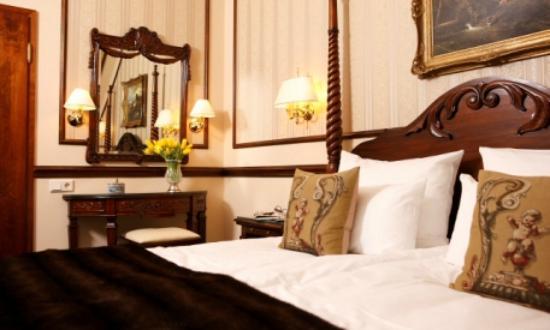 Hotel Villa Achenbach: DZ-Deluxe