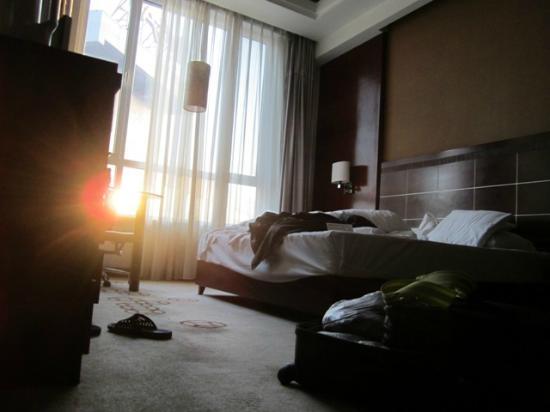 Jinnian Hotel: la camera