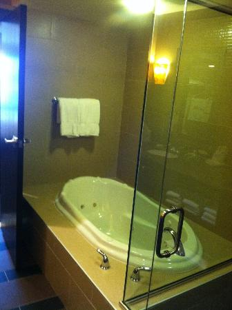 Hilton Garden Inn Sioux Falls South: Presidential Suite