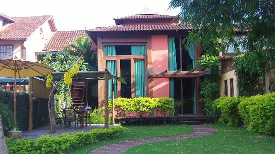 Utropico Guest House: our house for the week!
