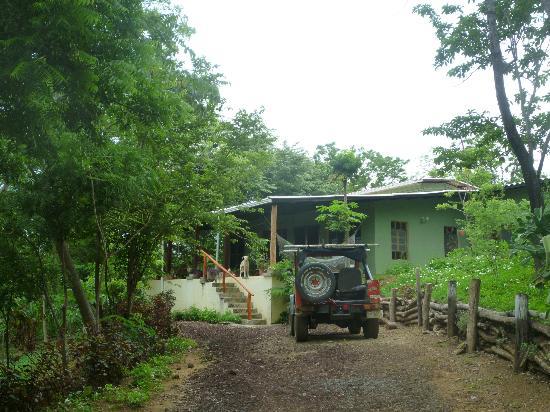 Rancho Cecilia Nicaragua: The big house