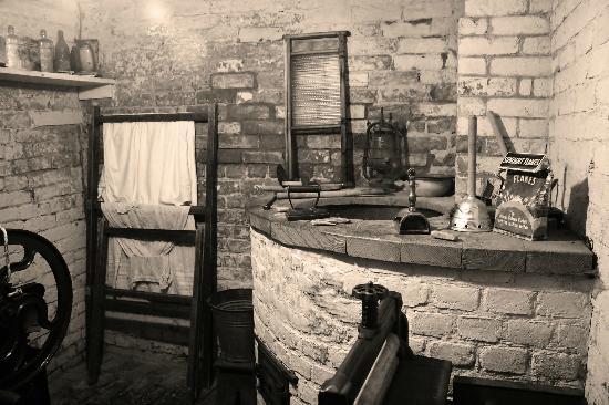 Birmingham Back to Backs: Wash Room