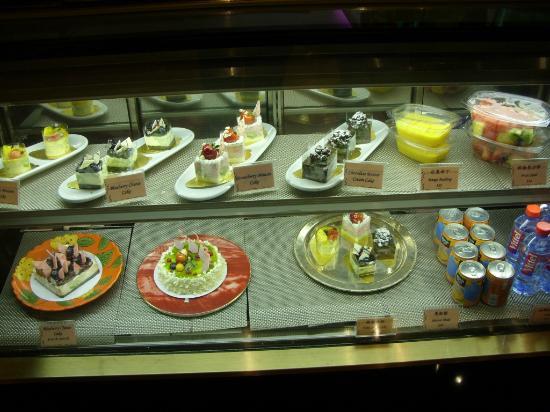 Kimberley Hotel: Hotel cake shop